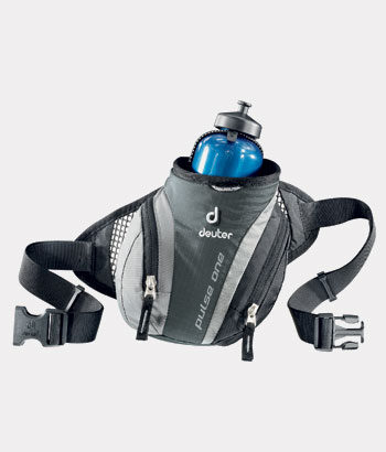 Pochete Pulse One Preto - Deuter