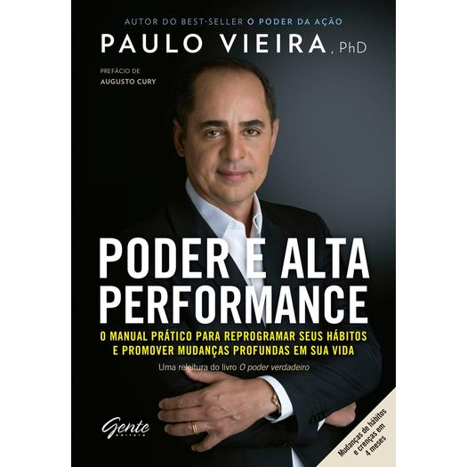 Poder e Alta Performance - Gente