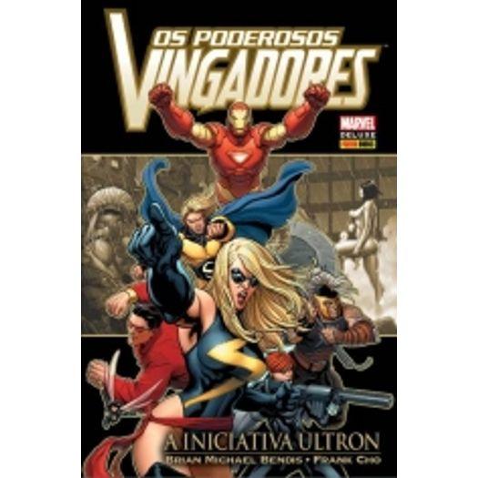 Tudo sobre 'Poderosos Vingadores, os - Panini'