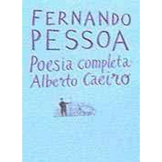 Poesia Completa de Alberto Caeiro - Cia de Bolso