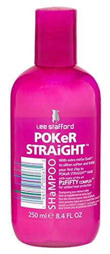 Poker Straight Shampoo 250 Ml, Lee Stafford