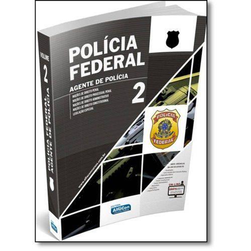 Tudo sobre 'Polícia Federal: Agente de Polícia - Vol.2'