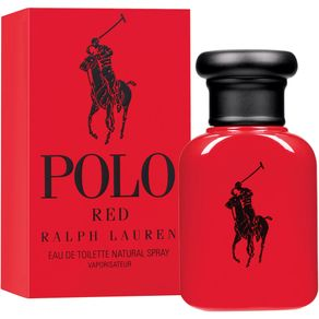 Polo Red de Ralph Lauren Eau de Toilette Masculino 75ml