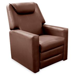 Poltrona do Papai Reclinável Sleep Chair - Marrom