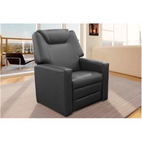 Poltrona do Papai Reclinável Sleep Chair - Preto