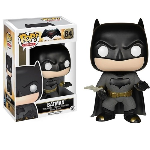 Pop Batman: Batman Vs. Superman #84 - Funko