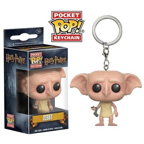 Pop Chaveiro Dobby: Harry Potter - Funko