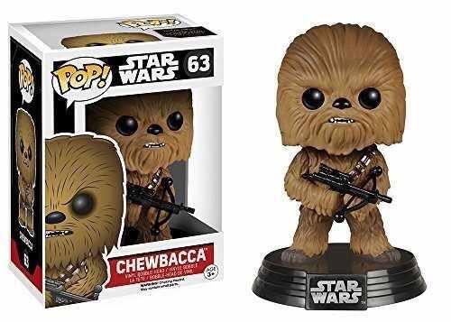 Pop Chewbacca: Star Wars: The Force Awakens 63 - Funko