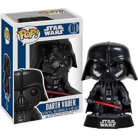 Pop Darth Vader: Star Wars 01 - Funko
