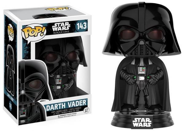 Pop Darth Vader: Star Wars 143 - Funko