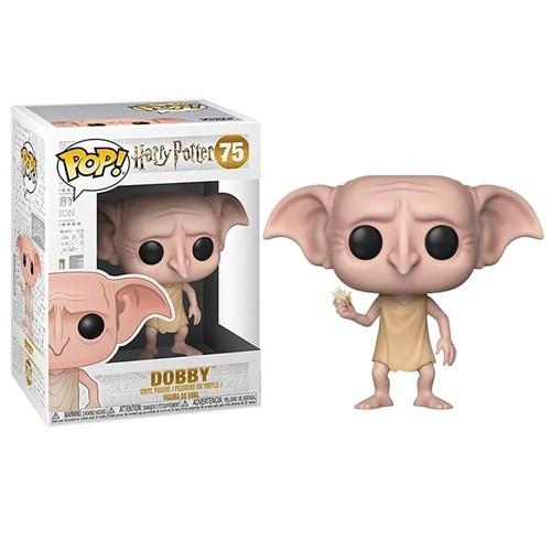 Pop Dobby: Harry Potter #75 - Funko