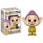 Pop Dopey(dunga) 340 - Branca de Neve - Disney - Funko