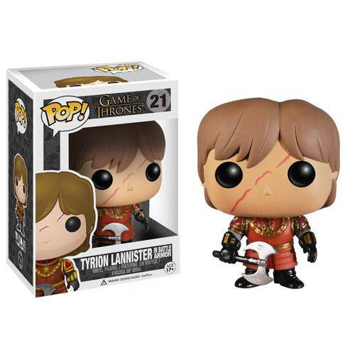 Pop Funko 21 Tyrion Lannister Game Of Thrones