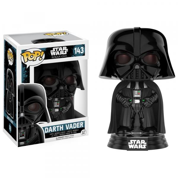 Pop Funko 143 Darth Vader Star Wars