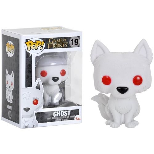 Pop Funko 19 Ghost - Game Of Thrones