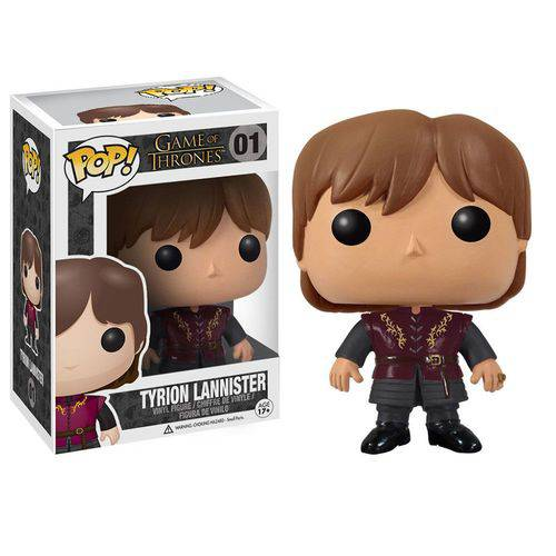 Pop Funko Game Of Thrones Tyrion Lannister #01