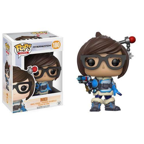 Tudo sobre 'Pop! Funko Games: Overwatch - Mei -'
