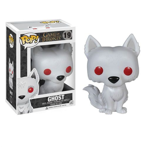 Pop Funko Game Of Thrones Ghost #19