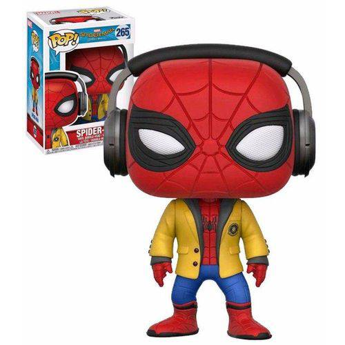 Tudo sobre 'POP! Funko Marvel: Spider-Man / Homem Aranha - Homecoming # 265'
