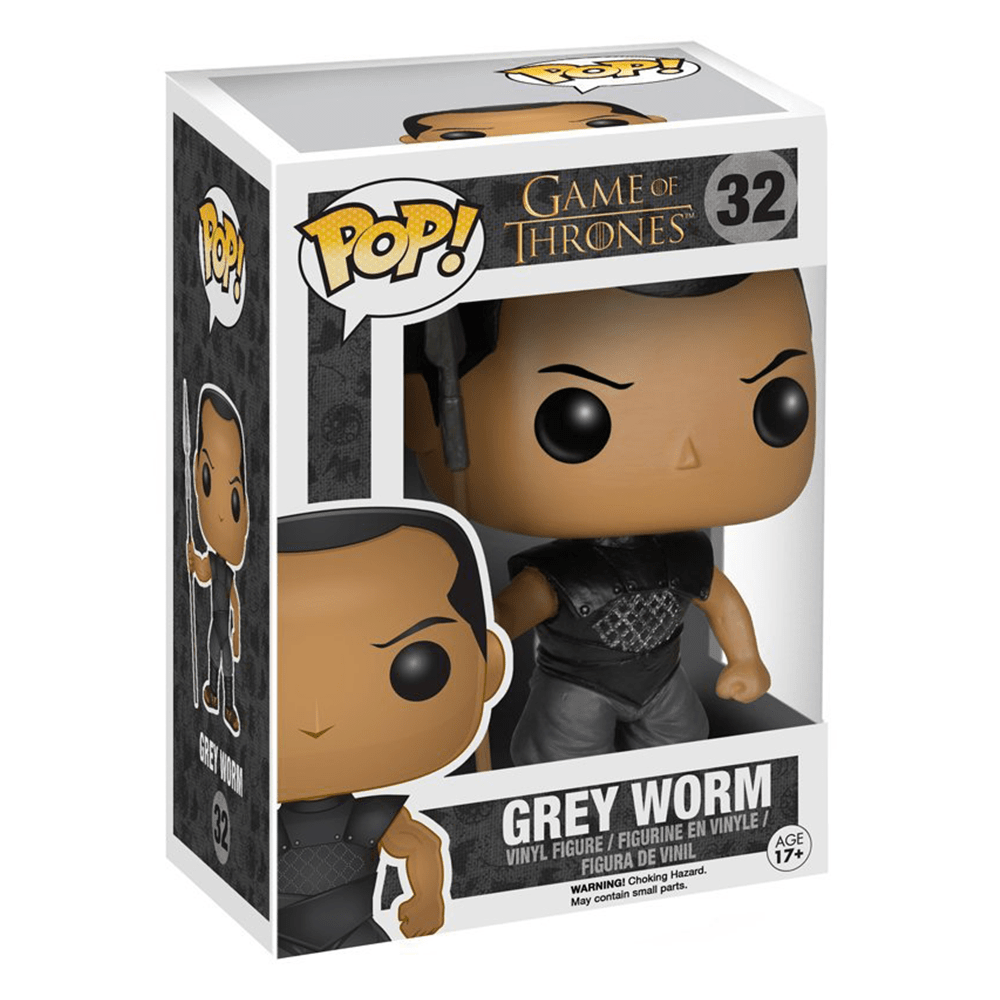 POP! Game Of Thrones Gray Worm #32