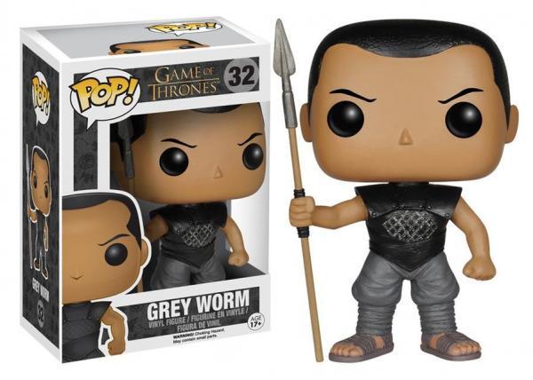 Pop Game Of Thrones: Grey Worm 32 - Funko