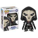 Tudo sobre 'Pop! Games: Overwatch - Reaper - Funko'