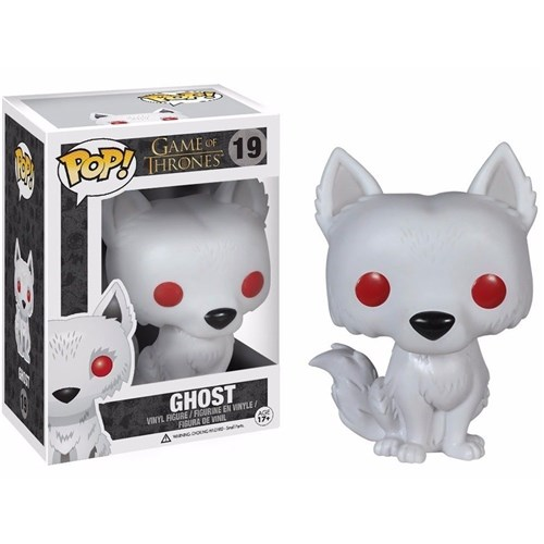 Pop Ghost: Game Of Thrones #19 - Funko