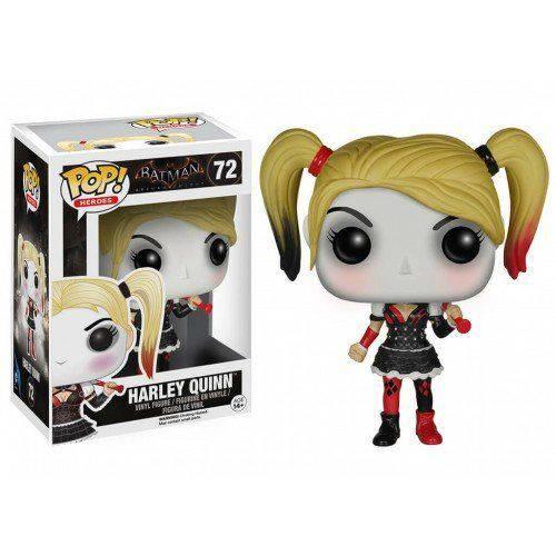 Tudo sobre 'Pop! Heróis: Arkham Knight - Harley Quinn - Funko'
