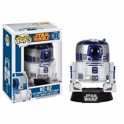 Pop R2-D2: Star Wars #31- Funko