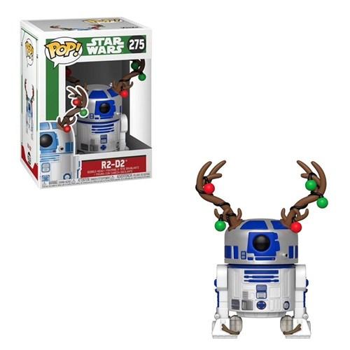 Pop R2-D2: Star Wars #275 - Funko