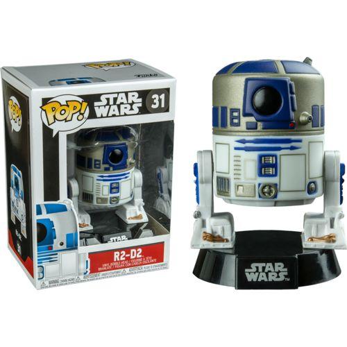 Pop Star Wars - R2-d2 #31