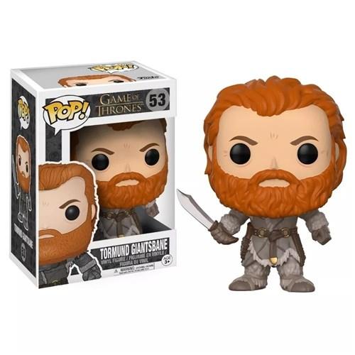 Pop Tormund Giantsbane: Game Of Thrones #53 - Funko