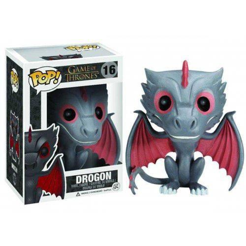 Tudo sobre 'Pop Tv: Game Of Thrones - Drogon (16)'