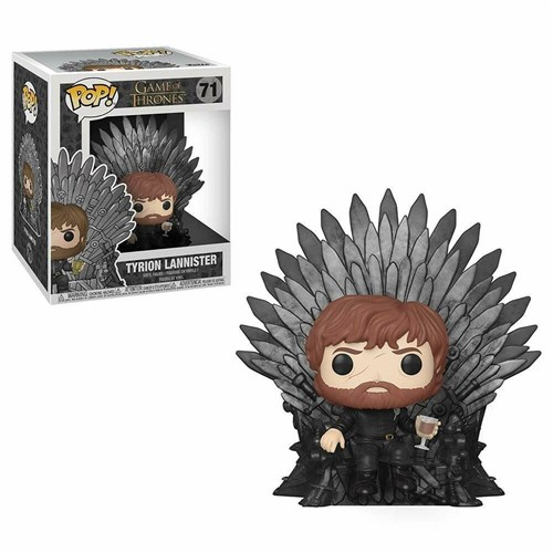 Pop Tyrion Lannister: Game Of Thrones #71 - Funko