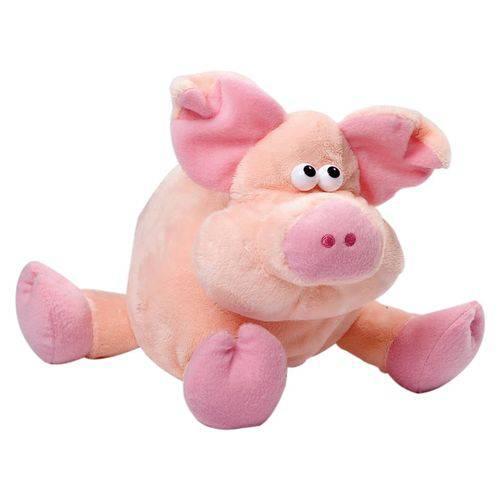 Tudo sobre 'Porco Rosa Pelucia Lovely'