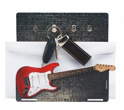 Porta Chaves e Correspondência Guitarra