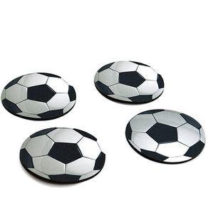 Tudo sobre 'Porta Copos Bola de Futebol Formato'