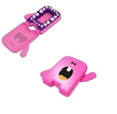 Porta Dentes de Leite Rosa (Rosa)