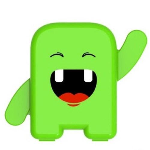 Porta Dentinhos Angie Verde