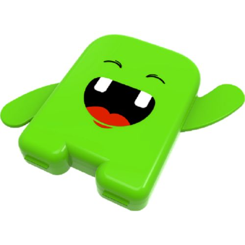 Porta Dentinhos Verde Angie