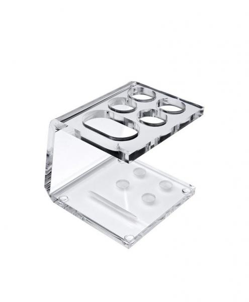 Porta Escova de Dente Cristal - Eurocril