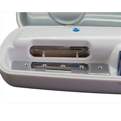 Porta Escova de Dentes Esterelizador
