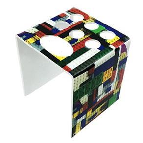 Porta Escovas de Dentes Lego