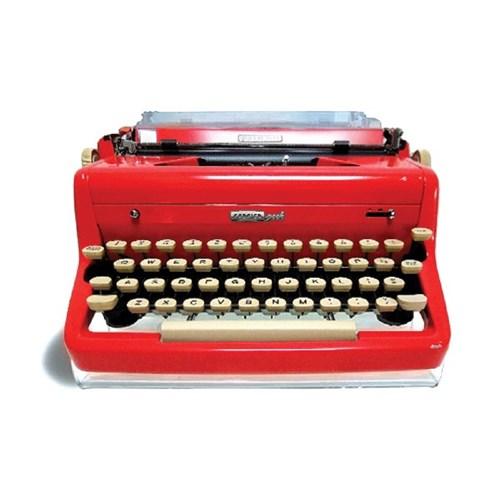 Porta Guardanapo Maquina de Escrever