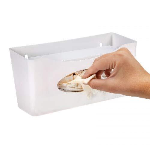 Porta Luvas de Plástico para Procedimento - Biovis