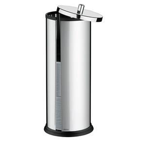 Porta Papel Higiênico de Aço Inox Alto Brilho 3034103 Brinox