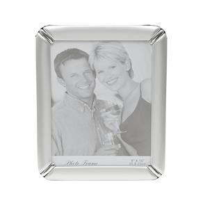 Porta Retrato 10x15cm de Alumínio Escovado Prestige - R7538