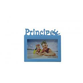 Porta Retrato Azul 10x15 Princípe