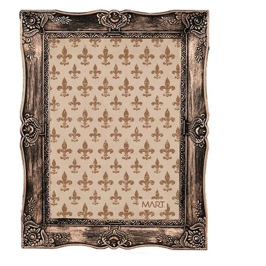 Tudo sobre 'Porta Retrato Cobre 10x15 7116 Mart'