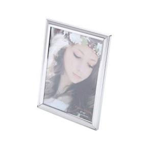 Porta Retrato de Aço Family 13cmx18cm Rojemac Prata